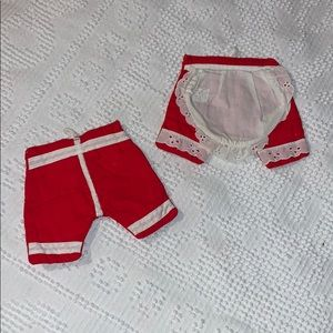 Vintage Pants Hot-Pads